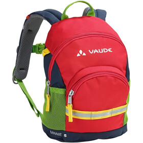 VAUDE Minnie 5 Backpack Kids marine/red